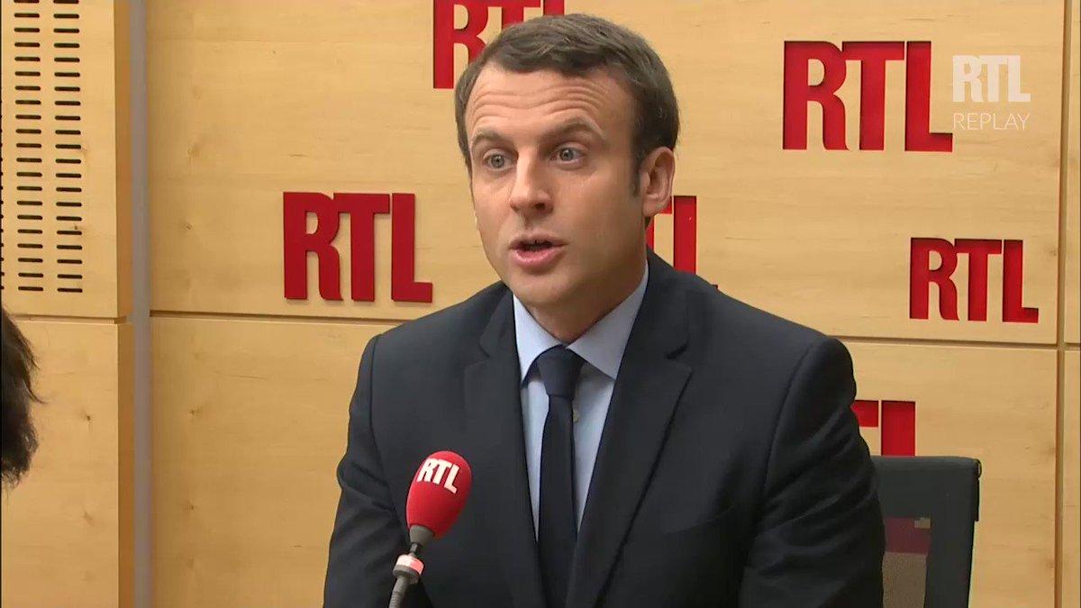 'Ces terroristes ne peuvent pas nous vaincre, ils peuvent nous affaiblir', dit @EmmanuelMacron dans #RTLMatin