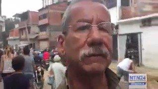 Su nombre es Aldo Rosso, ayer dio su testimonio de lo sucedido en El Valle. Hoy se lo llevó secuestrado la dictadura https://t.co/DoRb6rUL4y