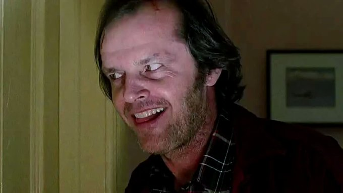 Happy Birthday, Jack Nicholson. April 22, 1937.