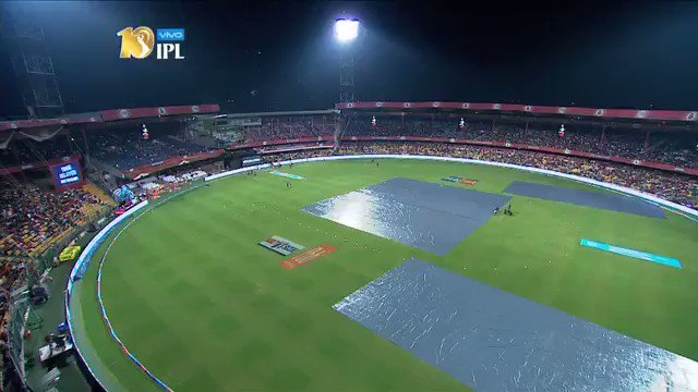 #IPL Match 29 Here's the update on @RCBTweets vs. @SunRisersby @RaviShastriOfc #RCBvSRH
