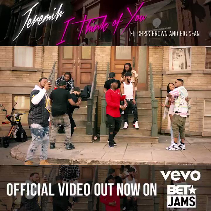 #IThinkOfYou @VEVO https://t.co/m6FkgkOgxW https://t.co/mv1Ii6YmTS