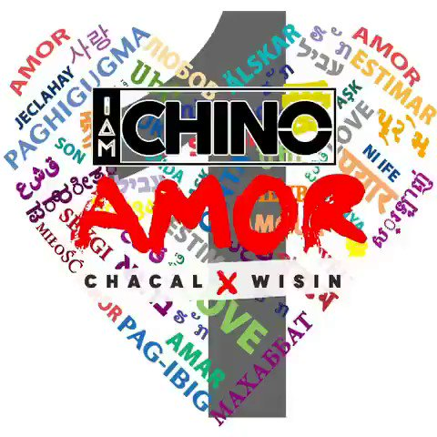 Listen to @iamchino__ new single #Amor with @WisinOficial and Chacal #Dale https://t.co/oX4DXWjACn https://t.co/3e8NQ4wZYE
