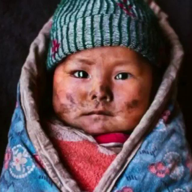 #Stevemccurry #faces of #children #morph https://t.co/G0iMncjEIM