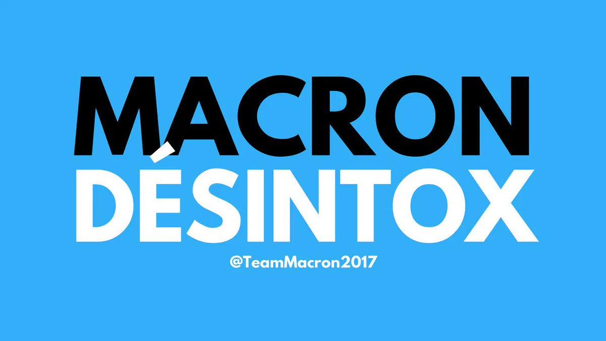 Non, Emmanuel Macron ne taxera pas de 'loyers fictifs'. Enorme fake relayé par le FN https://t.co/UOnAakECrp