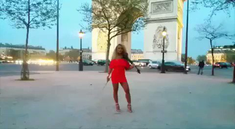 ????????????????????????????????????blown away ???????????????????????????????????? so beautiful. ♥️♥️♥️♥️ Hello, PARIS! #RegretInYourTearsVIDEO on TIDAL ???? https://t.co/K924AZFhZk