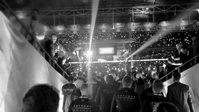 Congrats @anthonyfjoshua - what a fight! #Champion #IWILL https://t.co/s5xZrqOTax