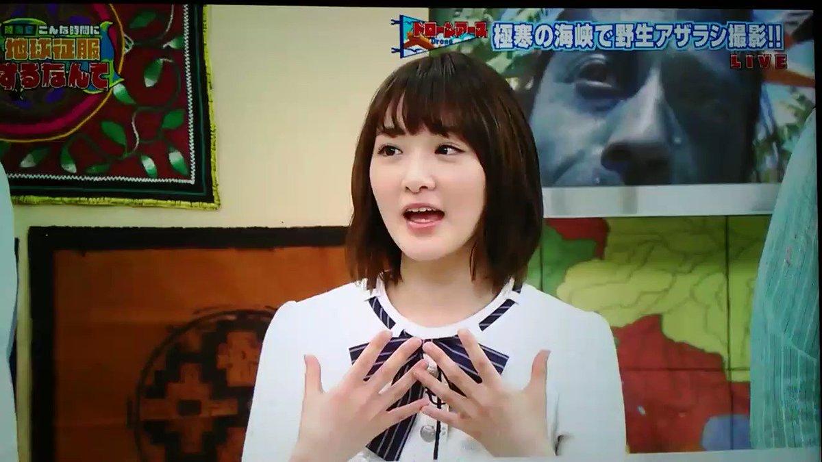 生駒ちゃんの後ろの恐怖映像#世界征服