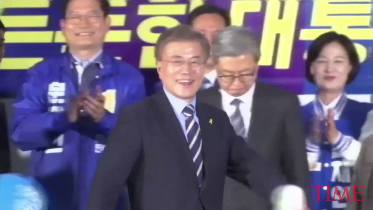 Liberal candidate Moon Jae-In wins South Korea's presidential election https://t.co/LVBuQQfILE https://t.co/WtMVGnC9lE