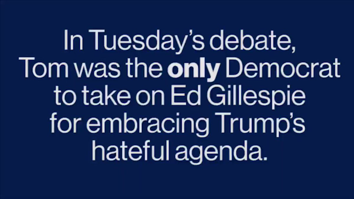 I will call @EdWGillespie out every time he chooses cowardice & partisanship over what's right for all Virginians. https://t.co/Okn5virEmb