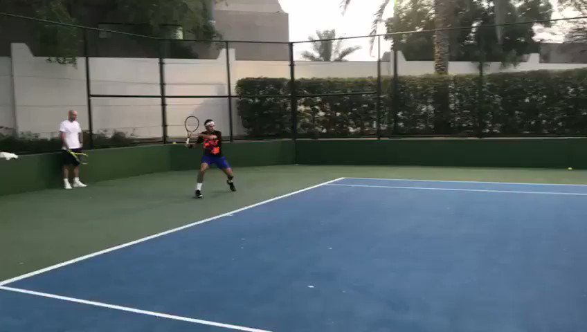 Practice in Dubai �� https://t.co/1OUq2Hi1zs
