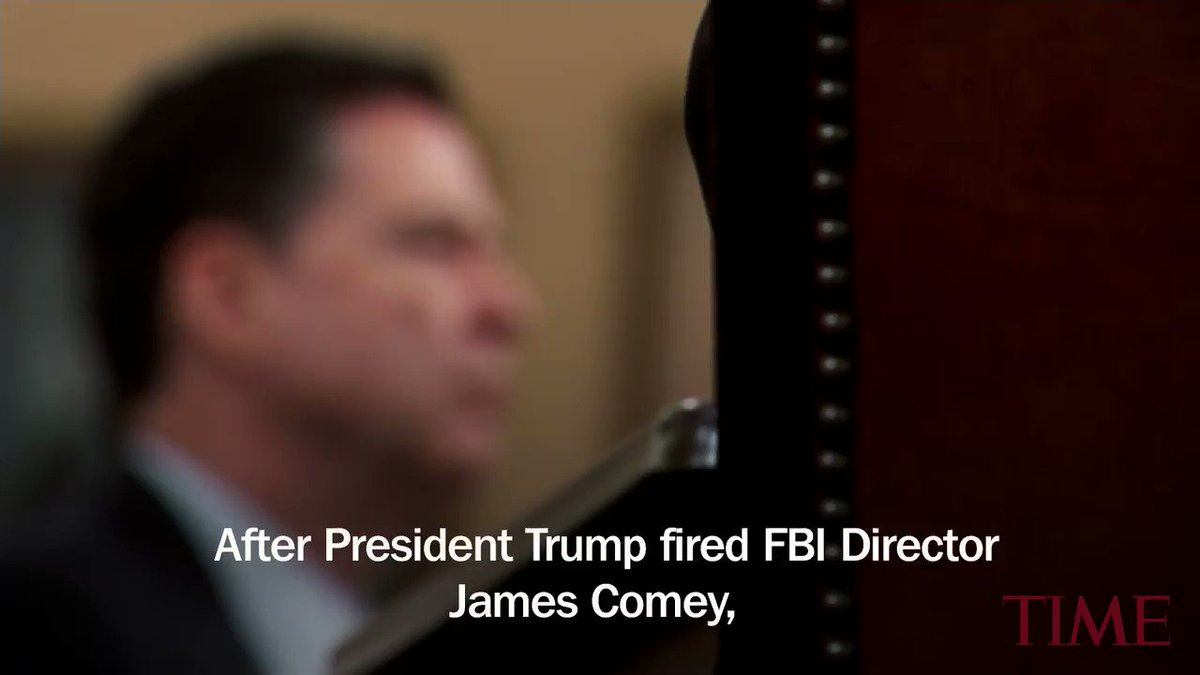 Why everyone is comparing James Comey's firing to Richard Nixon https://t.co/KTv7egheUX https://t.co/wIasgloD0Y
