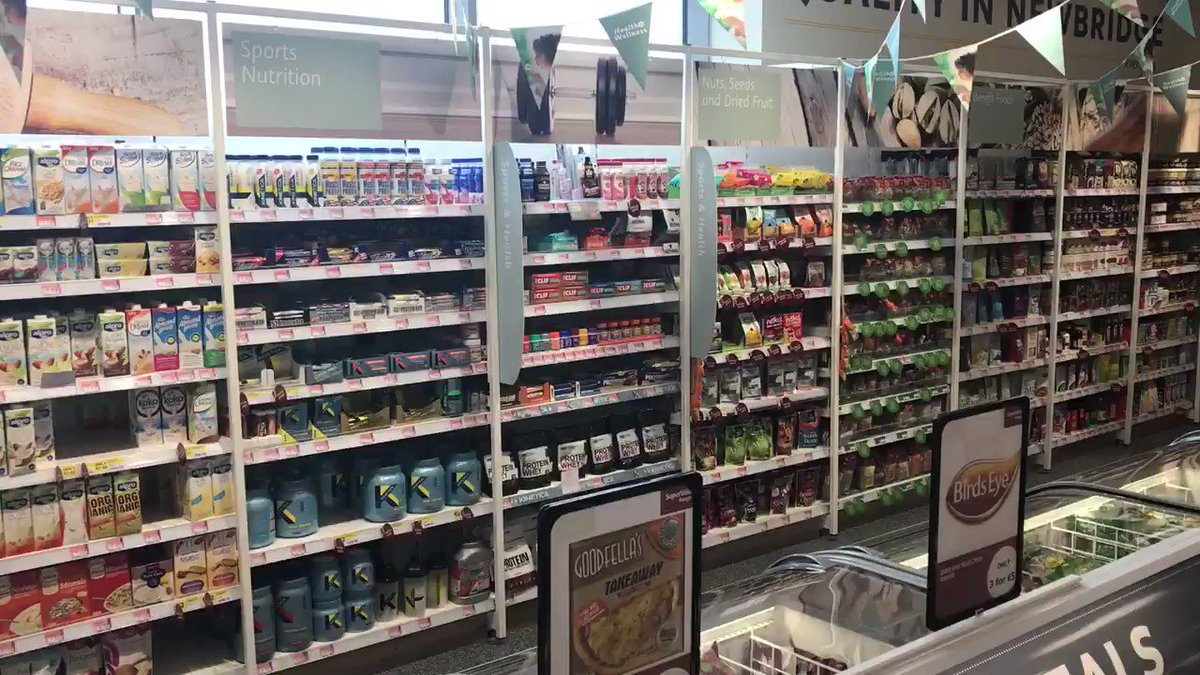 Into your health foods? Biggest range in Newbridge! https://t.co/CW0rrgSsfj
