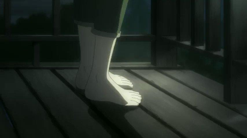 Key Animation: Tomomi Kamiya (神谷 友美)Anime: Fune wo Amu (舟を編む