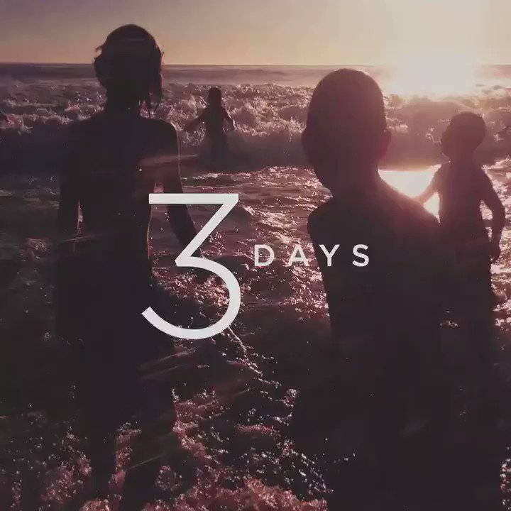 Three days until #OneMoreLight ��. Pre-order / download / stream: https://t.co/VIlD5hOqFU https://t.co/HVaVpEuXe3