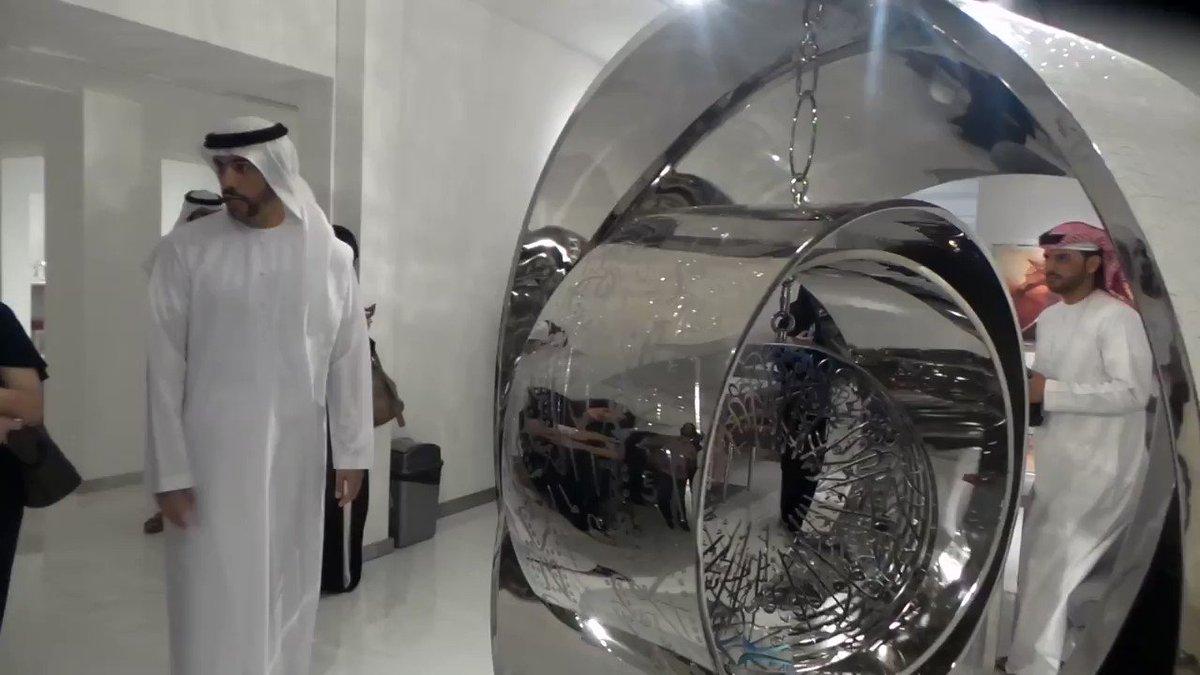 RT @AlBayanNews: غاليري النحات والتشكيلي مطر بن لاحج يثري المشهد الفني بدبي #البيان_القارئ_دائما https://t.co/S6RzVGZPLn
