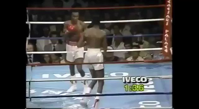 "Happy birthday to a true boxing legend... \""Sugar\"" Ray Leonard"