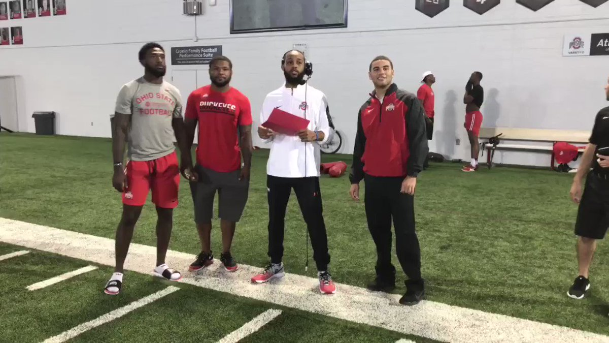 How College Football Coaches be after a lost. 😂😂 w/ @Ant_Coughlan, @mikeweberjr & @PCampbell21 https://t.co/HTAAct7bGP