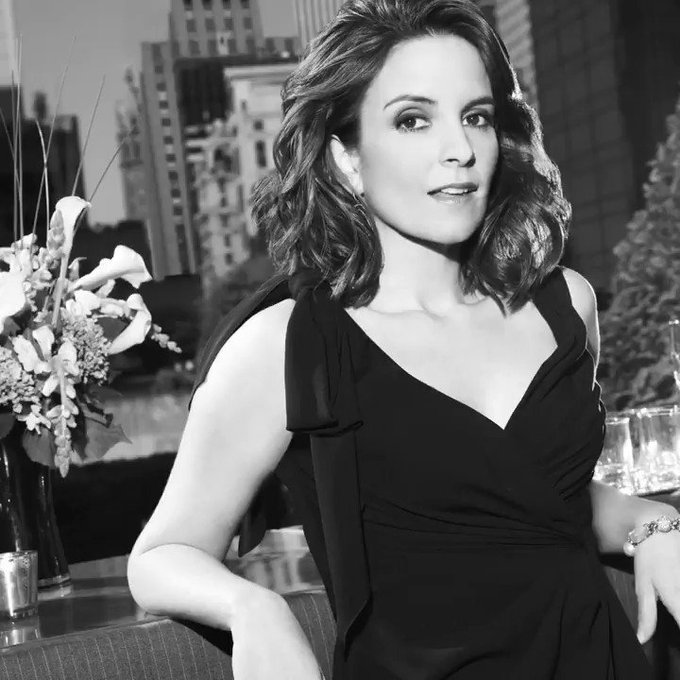Happy Birthday, Tina Fey. We can\t imagine our lives without Liz Lemon\s sense of humor!