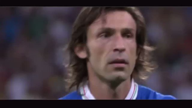 Happy 38th birthday to the Andrea Pirlo - The King of Cool!