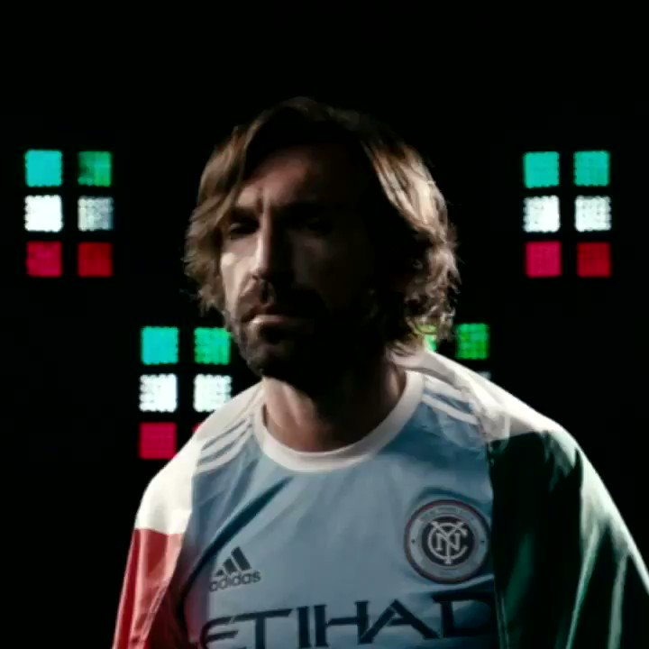 Happy birthday, Andrea Pirlo!
