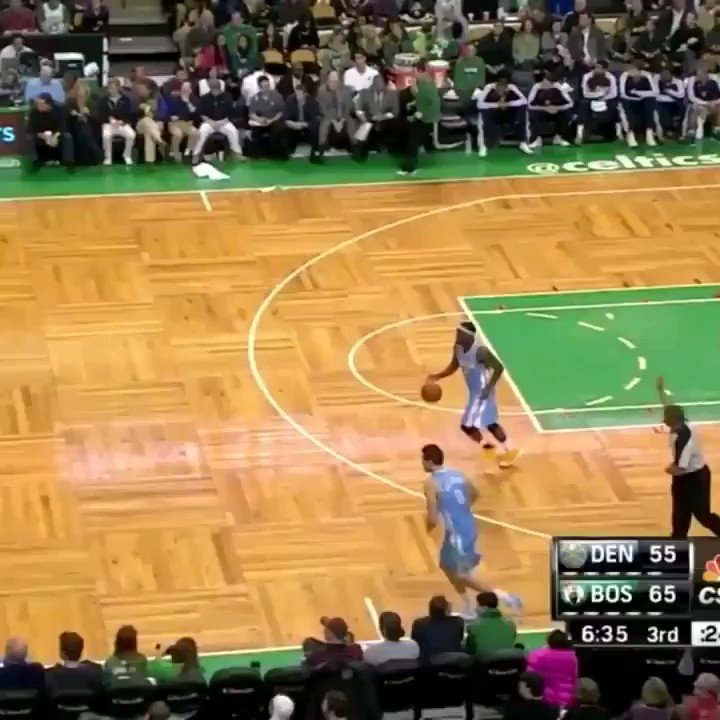 (2013) Happy birthday Kevin Garnett! (Volume up).