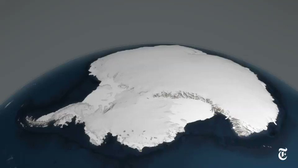Yes, that's Antarctica without any ice. https://t.co/qhKXGWmKWS https://t.co/gD6xW3H8Fx