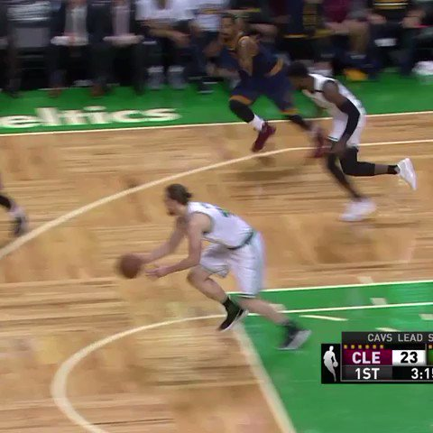 #NBAPlayoffs blocks from LeBron https://t.co/IpUEB3isj0