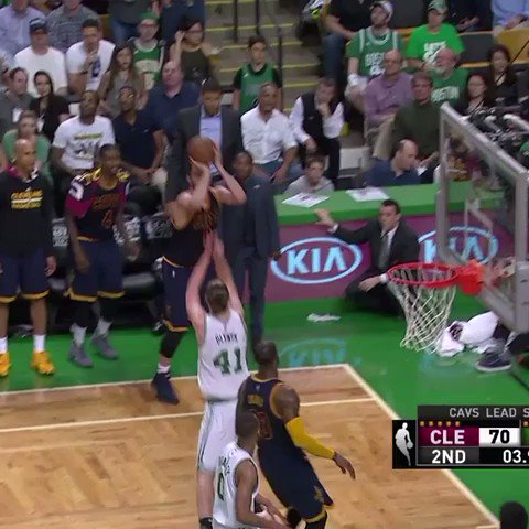 JR....swish! #NBAPlayoffs https://t.co/qgf77oqBz8