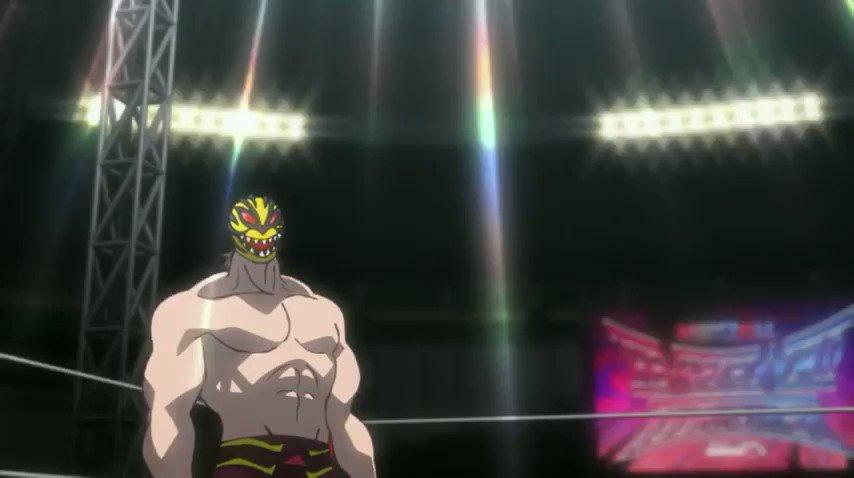 Key Animation: Koudai Watanabe (渡邊 巧大)Anime: Tiger Mask W (タ