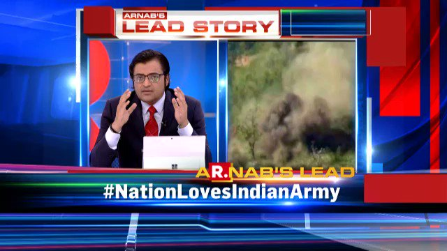 RT @republic: Army First. Nation First. No Compromise. #NationLovesIndianArmy https:// ...