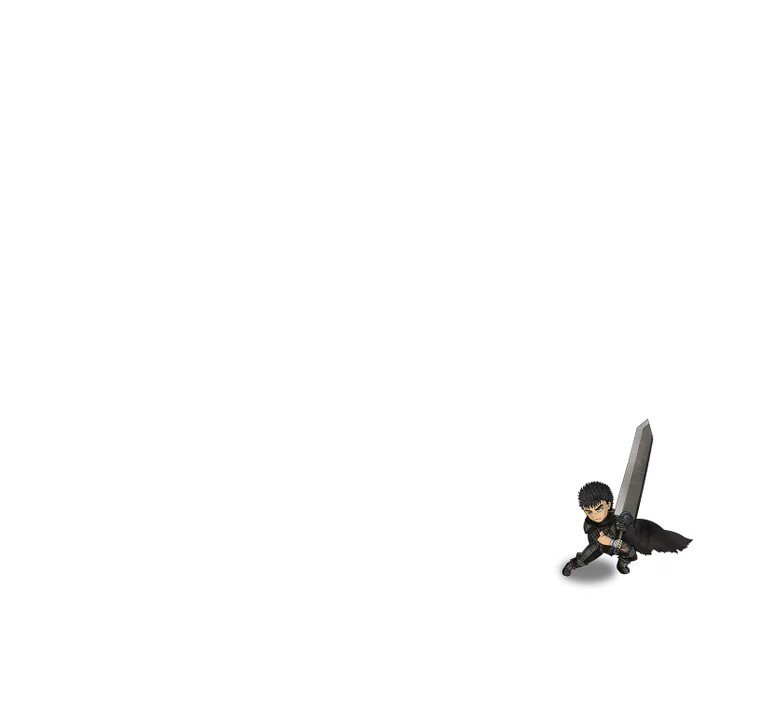 【TVアニメ「ベルセルク」×クリユニ コラボ】クリユニの英雄としてあの「ベルセルク」のガッツ登場!どの魔獣にも有効なアビ