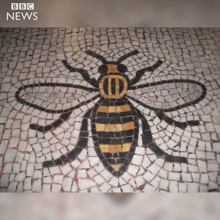 ICYMI - why has the bee become a symbol of Manchester's reaction to this week's bomb attack? 🐝