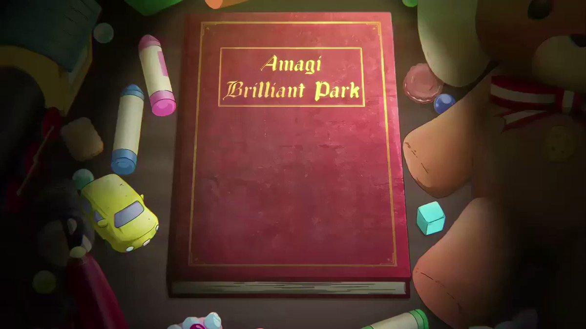 #1日1アニソン #甘城ブリリアントパーク遊園地立て直しアニメ。爆笑着ぐるみたちが人間味に溢れすぎている甘城ブリリアント