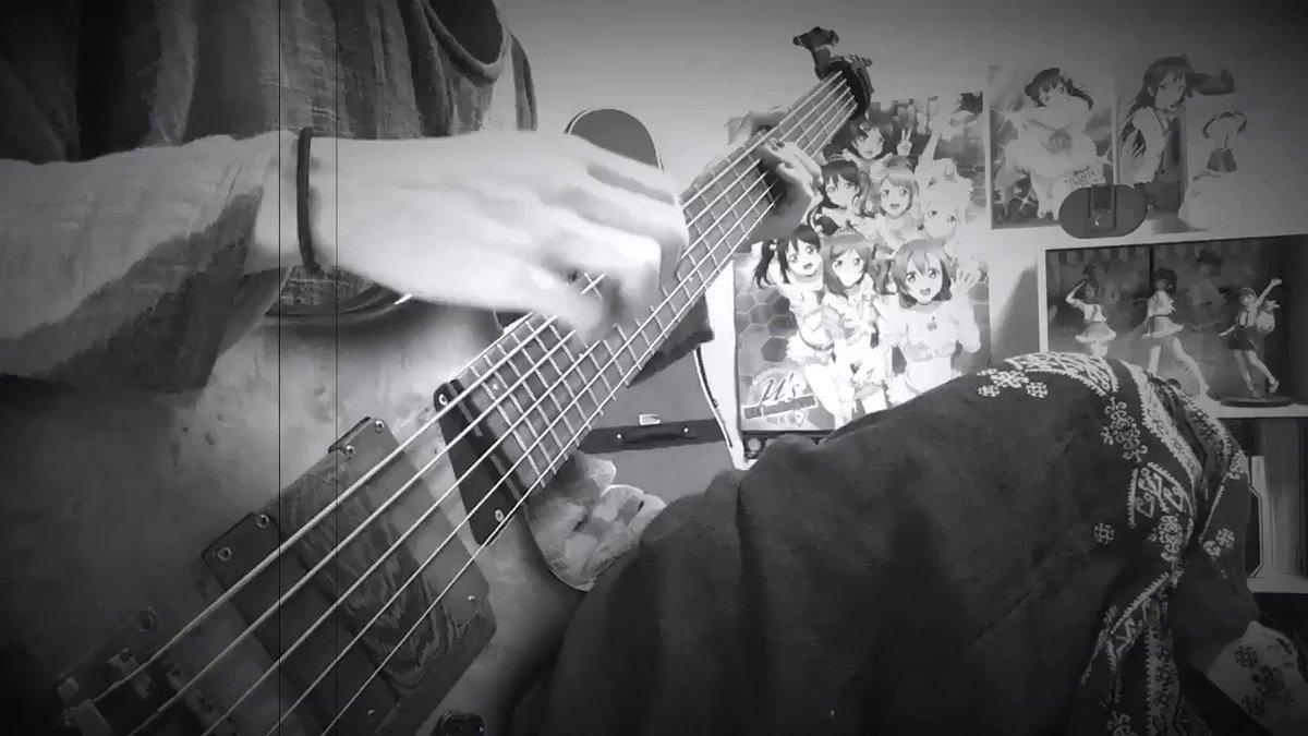 ナノ『Now or Never』ファイ・ブレインの曲!懐かしいしナノさん好きだしで ベースで弾いてみました!!#ベース#