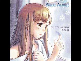 WHITE ALBUMをオーボエで吹いてみました!チラッと公開 ω・`)