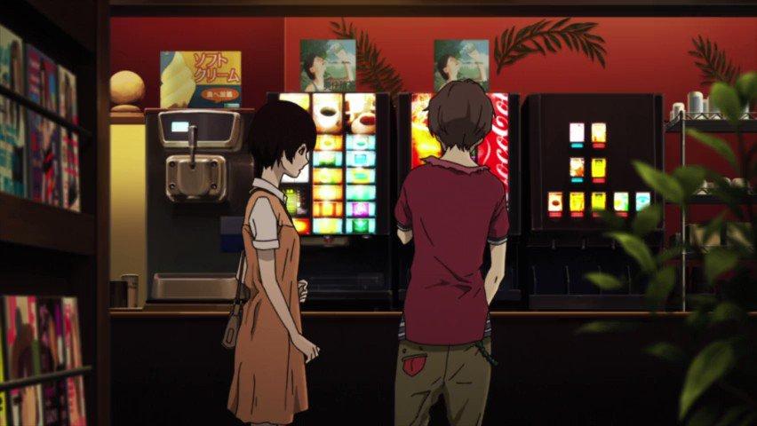 Key Animation: ???Anime: Zankyou no Terror (残響のテロル)