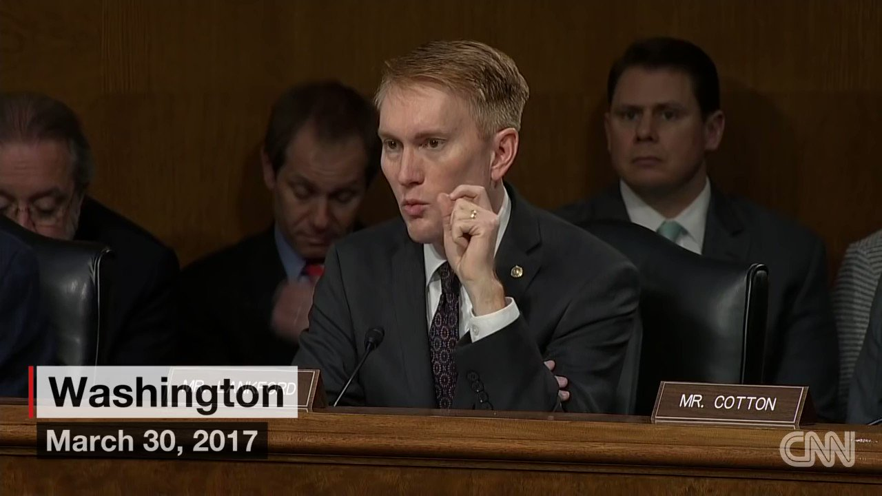 This is still one of the most damaging moments of testimony I have seen on Trump-Russia. Thanks to Clint Watts for his leadership. https://t.co/6B4FbHoLtt