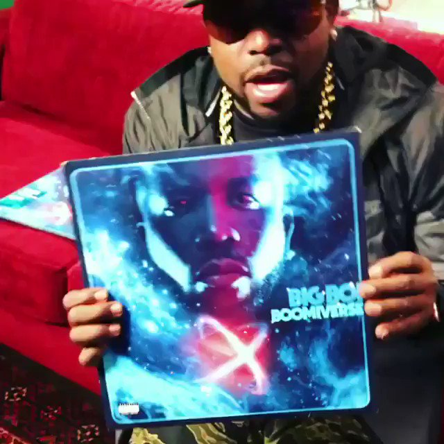 2 more days away from #BOOMIVERSE! ��Get your Special Edition Blue Marble Vinyl on https://t.co/scOslZHCQ9 @BigBoi https://t.co/8dM8nDK89h