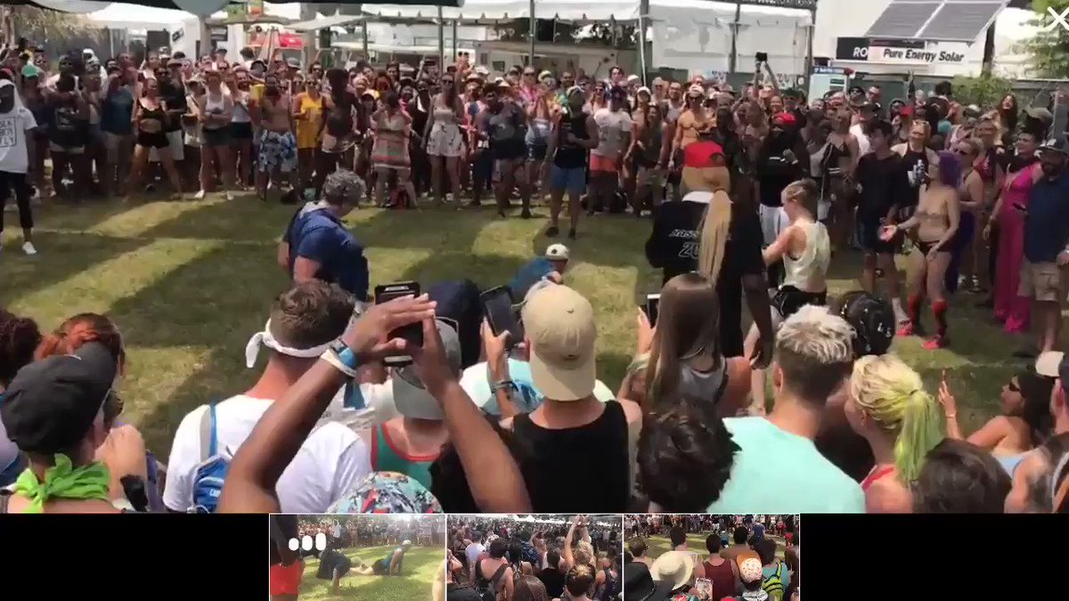 Missing Bonnaroo? Relive moments like Big Freedia's twerkout from MULTIPLE ANGLES: https://t.co/YjHmf75UH9 https://t.co/PbbwJovp7f