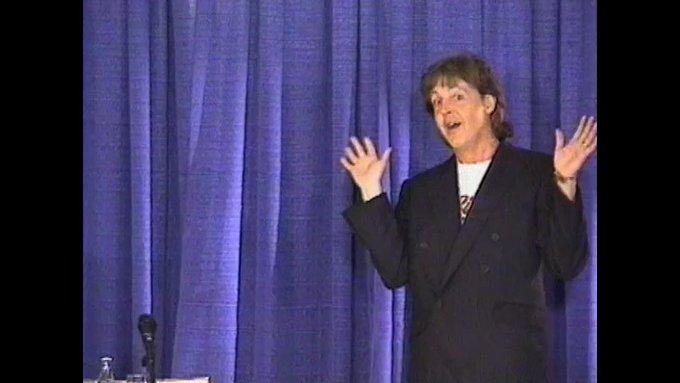 Paul McCartney celebrates his 75th today. Happy Birthday!