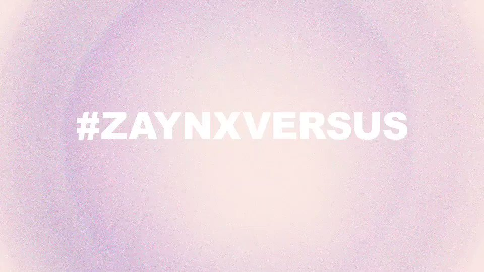 The full #zaynxversus collection  → https://t.co/2Q1H7XkSd4 ���������� https://t.co/A4YUpzd1kS