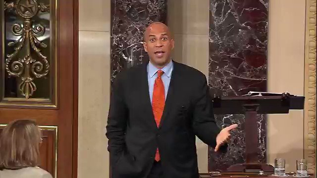 "WATCH: Senate Democrats hold ""talk-a-thon"" in protest of healthcare bill"
