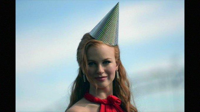 "Random Songs \""Happy Birthday Nicole Kidman\"""