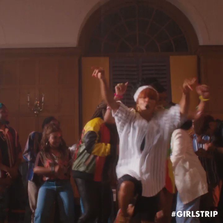 You feeling these old school moves? #TBT #GirlsTrip https://t.co/dJNpzW2uQL