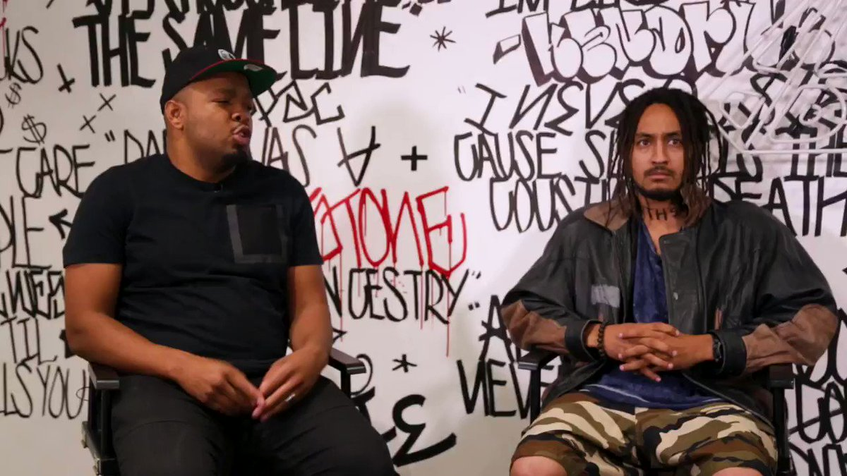 How Vic Mensa came for DJ Aka akademiks
