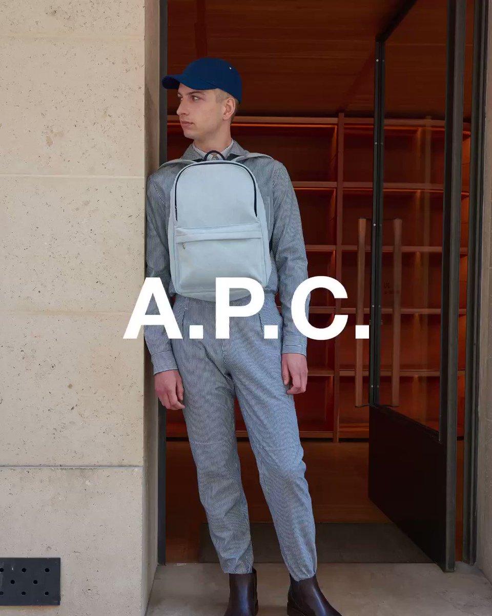 #APC 2018年 春夏コレクション パリ / プレゼンテーション アルジェ通り店 https://t.co/WnSTJgrJ2e