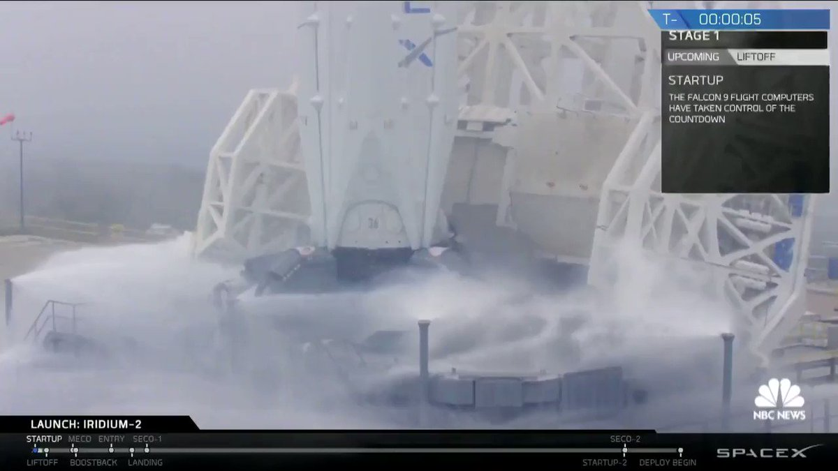 SpaceX successfully launched and landed its second rocket in 48 hours