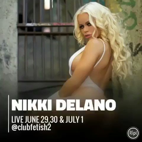 Next stop on my feature tour is Fetish in Colombus Georgia Thur- Sat don't miss me💃💃💃💃 https://t.co/