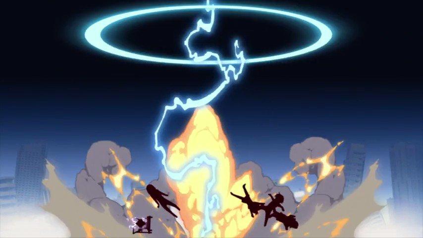Key Animation: Yoh Yoshinari (吉成 曜), ???Anime: Space Patrol