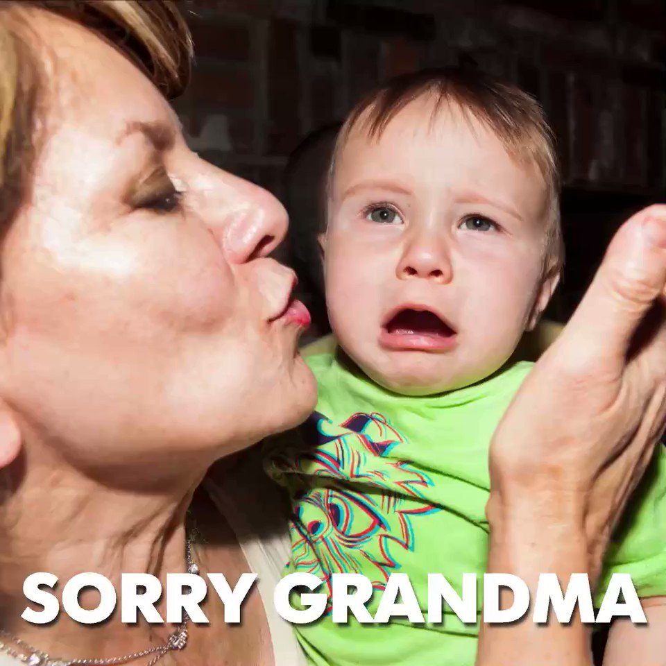 Sorry, grandma! You can't come to the U.S. under Trump's travel ban.